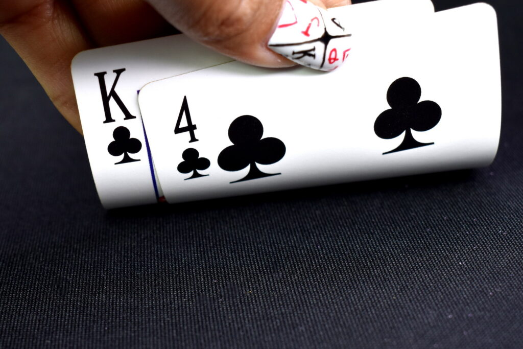 Calling Station Poker to play