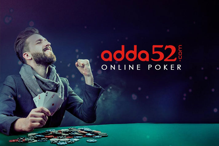 Adda52 Poker gambling in India