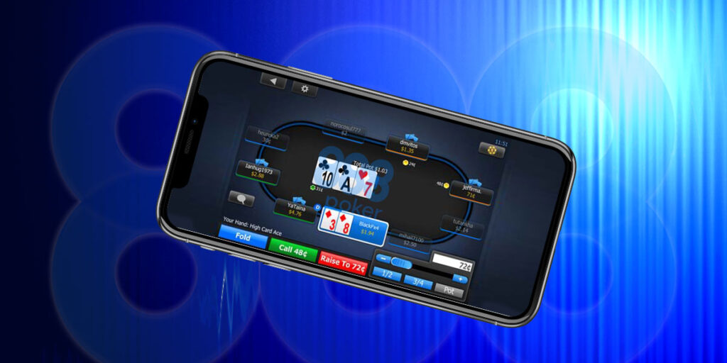 888poker mobile app