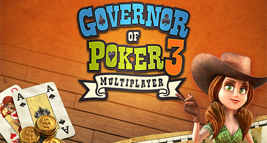 Governor of Poker app