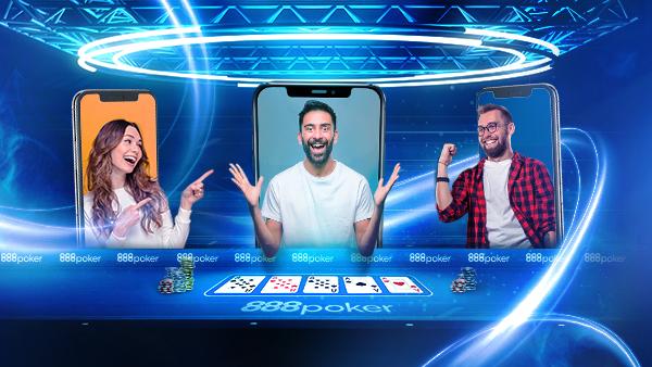 888poker Mobile Poker