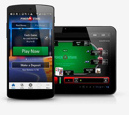 Pokerstars play poker online