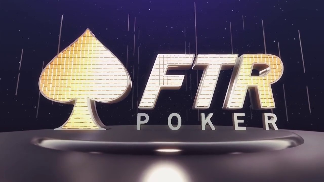 FTR Poker players
