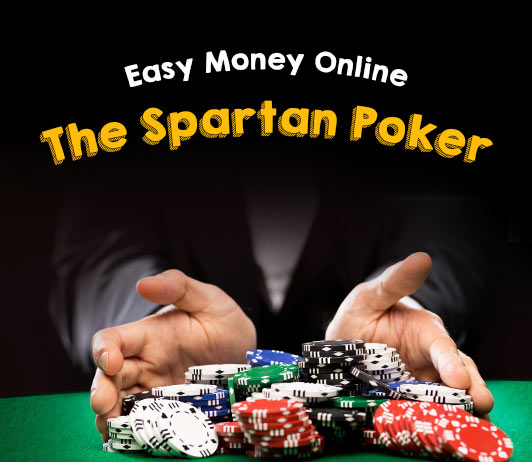 Spartan Poker playing poker